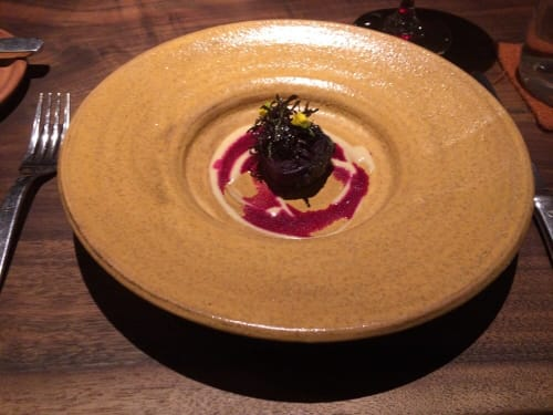 Ceramic Plates by Akiko's Pottery at COI, San Francisco - Handmade Soup Plate