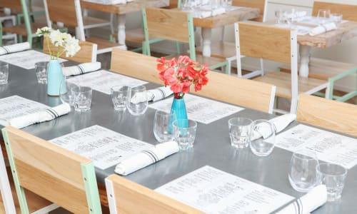Seamore's, Restaurants, Interior Design