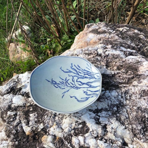 Tableware by Ayla Mullen seen at Private Residence, Floyd - Ceramic Tableware Collection