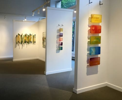 Patricia Rovzar Gallery, Seattle, WA, Art Galleries, Interior Design
