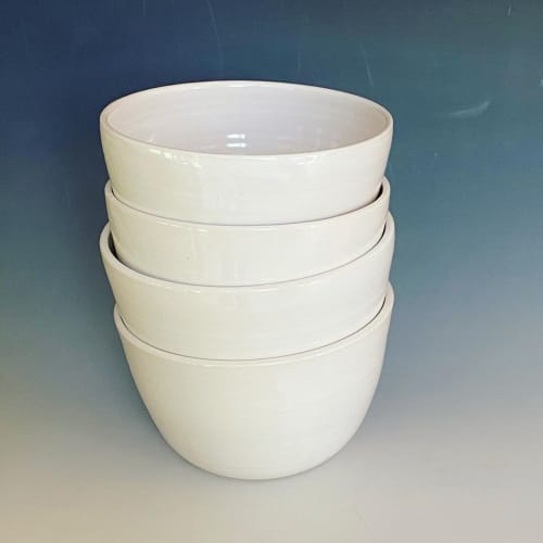 """Tableware by Benjamin Wood, Studio B LLC seen at Private Residence - Bowls """"Benware"""" Collection"""