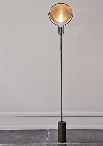 Lighting by Kevin Josias seen at 11 Howard, New York - Humphrey Lamp