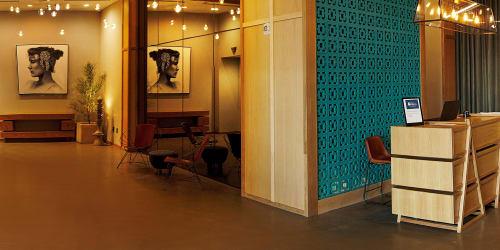 Hotel Indigo El Paso Downtown, Hotels, Interior Design