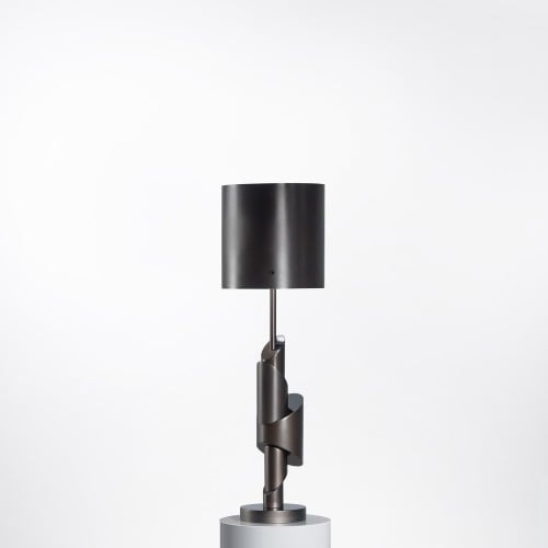 Lamps by William Guillon seen at Yndo Hotel, Bordeaux - KRS II Table Lamp