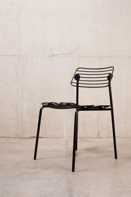Chairs by En Bruto seen at Private Residence - Córdoba, Cordoba, Córdoba - Hache Chair