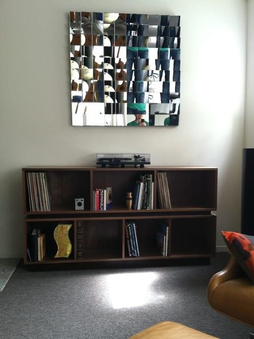 Furniture by Jason Lees Design seen at Private Residence, San Francisco - Fillmore Jazz