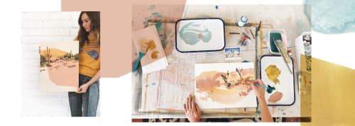 Kristine Brookshire Art - Paintings and Art