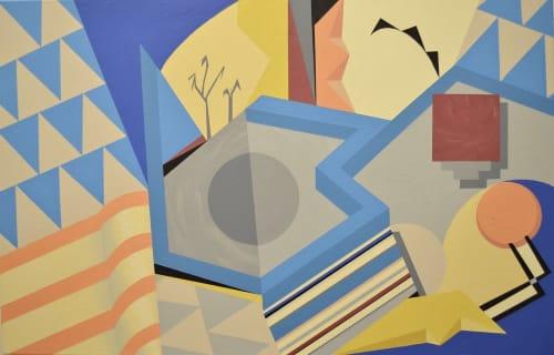 Jan Christopher Berkson - Paintings and Murals