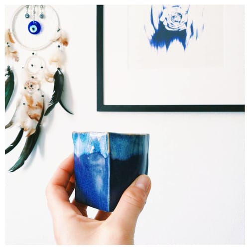 Cups by Emma Tate seen at Private Residence, Amsterdam - Cup