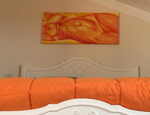 Paintings by Chiara Magni seen at Private Residence, Monza - Carmen