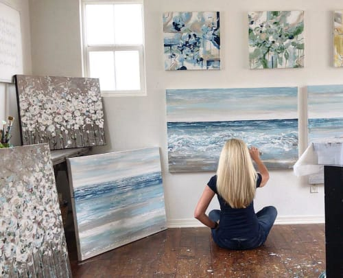 Christine Bell - Paintings and Art