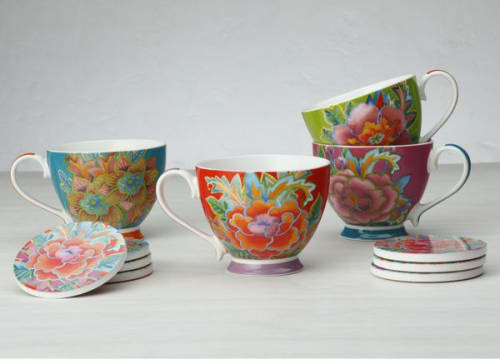 Cups by Gabby Malpas seen at Australia - Gabby Malpas