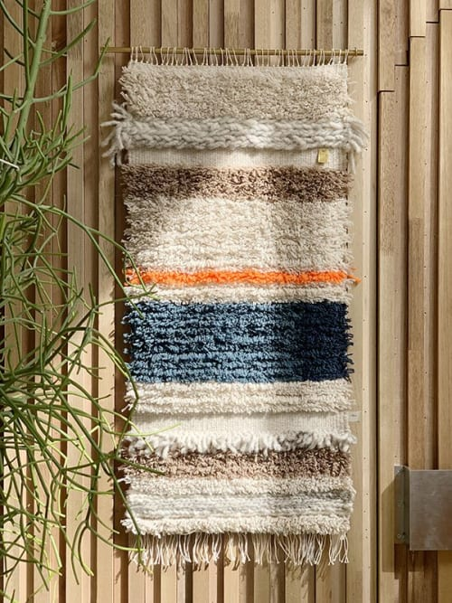 Wall Hangings by FIVECOMMA seen at Seoul, Seoul - Wall carpet