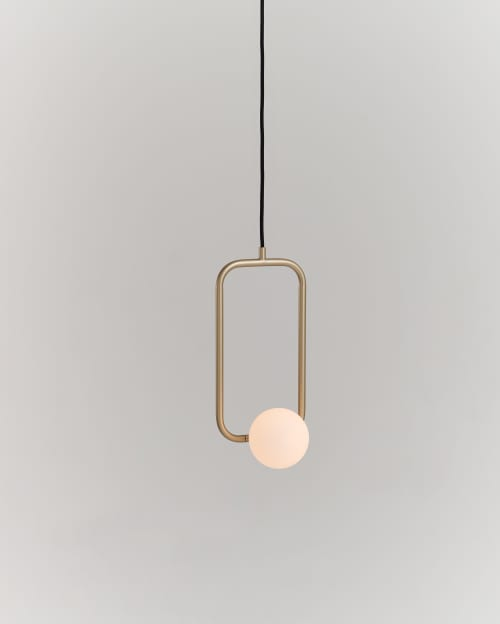Pendants by SEED Design USA seen at Creator's Studio, Renton - SIRCLE Pendant S