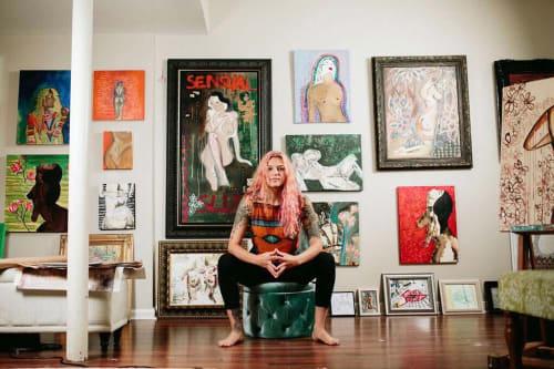 Meagan Jain Art - Murals and Paintings