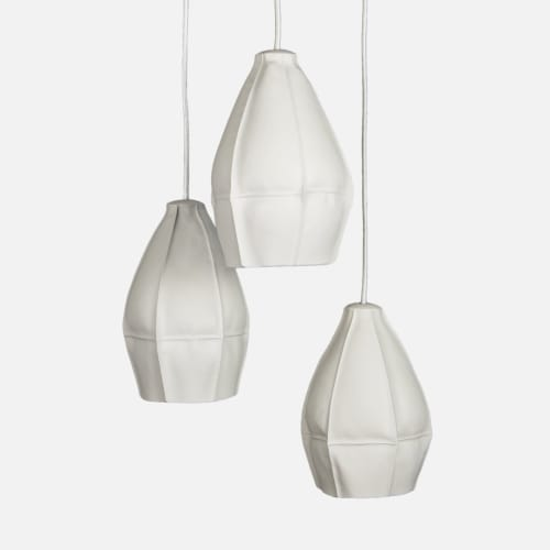 Pendants by Souda seen at Private Residence, Brooklyn - Kawa Pendants