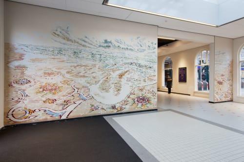 Studio Arjan van Helmond - Public Mosaics and Public Art