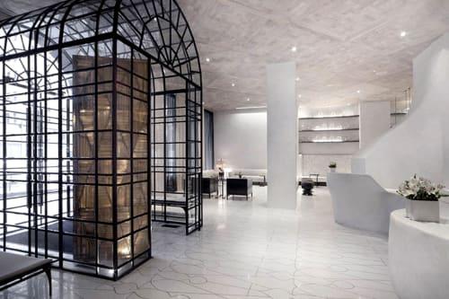The Marmara Park Avenue, Hotels, Interior Design