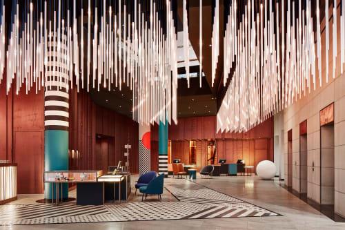 Interior Design by Sundukovy Sisters seen at Berlin, Berlin - Pullman Berlin Schweizerhof