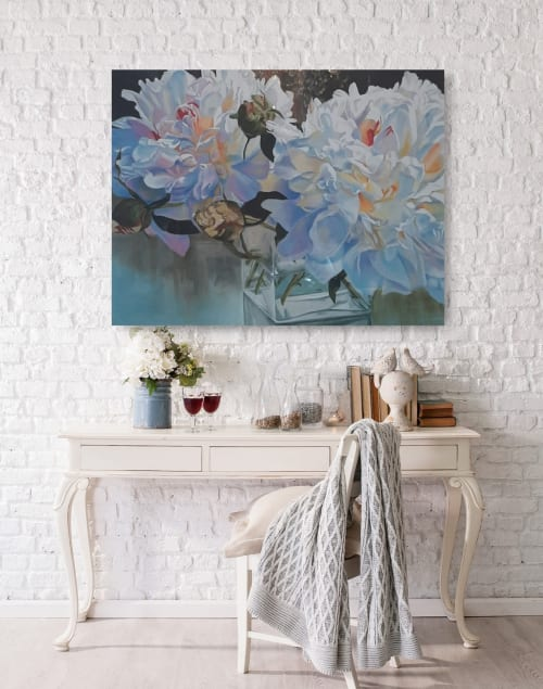Paintings by Kimberley Cook Fine Art seen at Private Residence, Airdrie - Prints on Canvas or Fine Art Paper