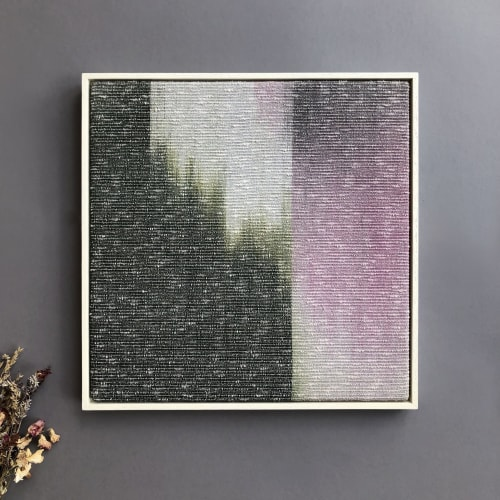Art & Wall Decor by Line Nilsen seen at Private Residence, Nottingham - UNTITLED