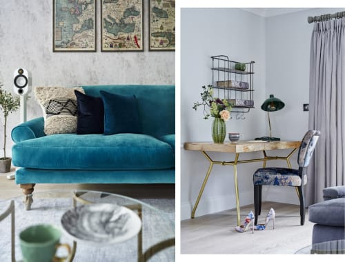 Interior Design by Fawn Interiors Studio seen at Private Residence, Egham - Egham Design Project