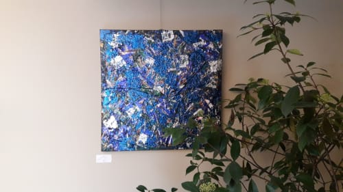 Paintings by Stefano Gramantieri seen at London, London - DNA