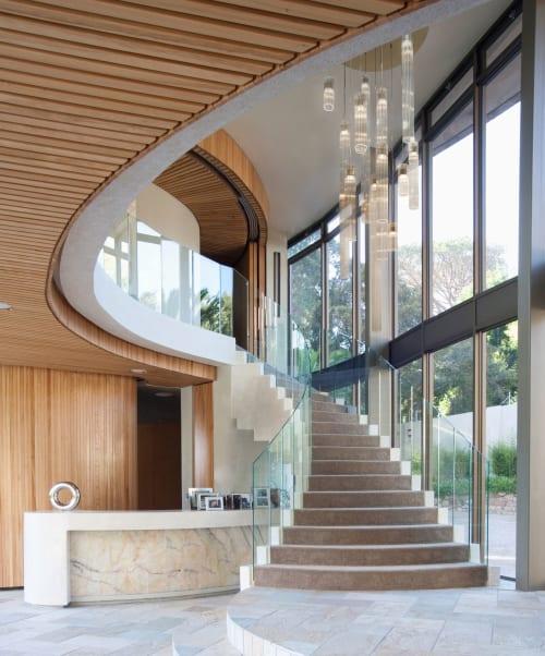 Chandeliers by ILFARI seen at Private Residence, Beek en Donk - Infinity chandeliers