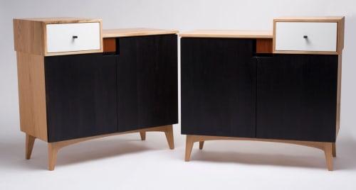 Bar Harbor Server | Furniture by Eben Blaney Furniture