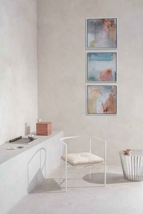 Paintings by El Lovaas seen at Private Residence, Oakland - Small Delights