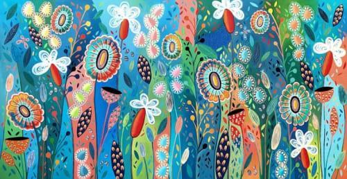Lisa Frances Judd - Paintings and Art