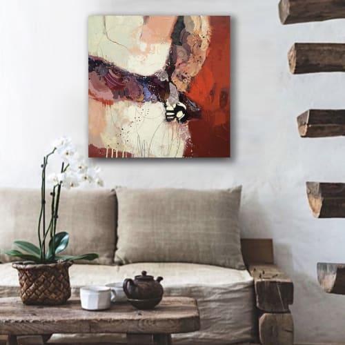 Paintings by Shelli Walters Studio seen at Creator's Studio, Bend - Becoming Sky Painting