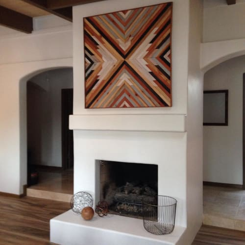 Wall Hangings by Taylor Crockett seen at Private Residence, Phoenix - Wall Hanging