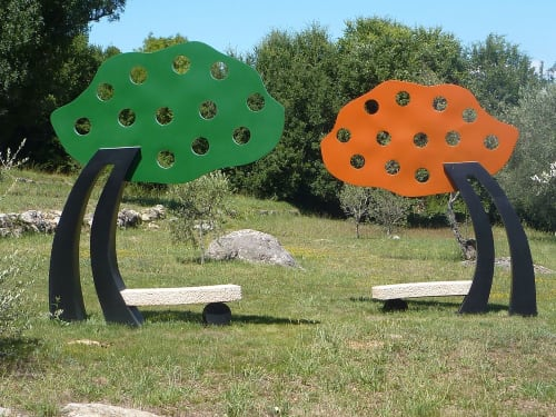 Zigi Ben-Haim - Public Sculptures and Public Art