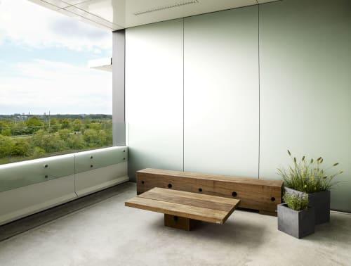 Interior Design by Thors Design seen at Hedehusene, Hedehusene - DSV Headquarter