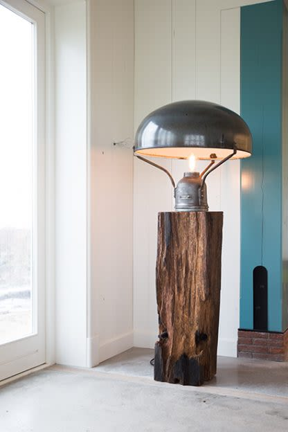 Lamps by Blom & Blom seen at Private Residence, Broek in Waterland - Elephant