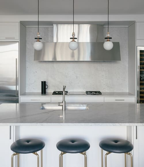 Chairs by Suite NY seen at Private Residence, Flatiron District, New York - Chairs