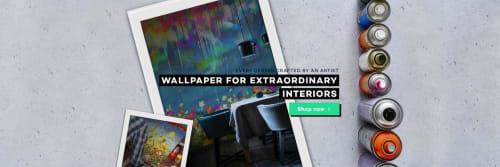 FEATHR - Wallpaper and Murals