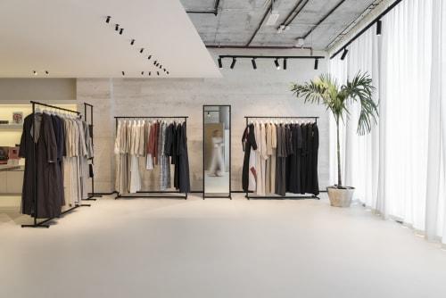 Interior Design by SUPERFUTUREDESIGN* seen at Dubai Design District, Dubai - The Kape Showroom