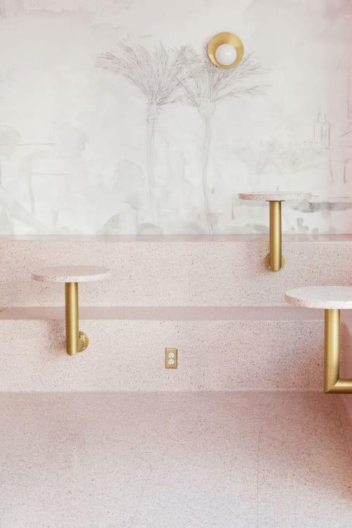 Holy Matcha, Cafès, Interior Design