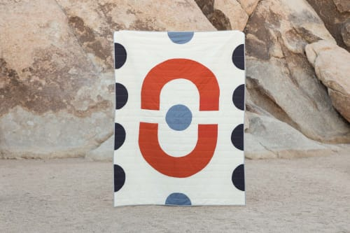 Linens & Bedding by Vacilando Quilting Co. seen at Joshua Tree National Park - Chisos Quilt