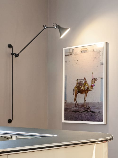 Signage by Studio Sarah Illenberger seen at Berlin, Berlin - Party Camel