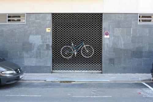 Public Art by Octavi Serra seen at Barcelona, Barcelona - Bici