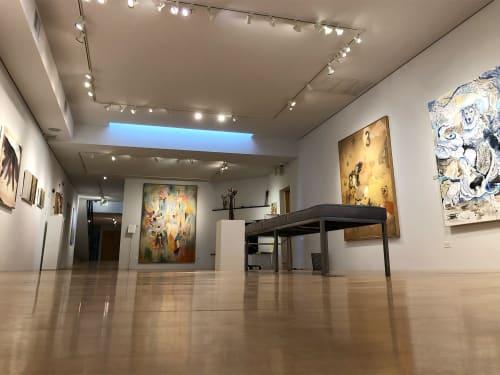 Chaz John at Ellsworth Gallery - Interior Design and Architecture & Design