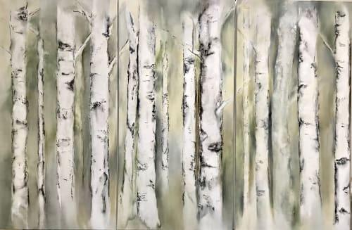 Melanie Warsinske Art - Renovation and Paintings