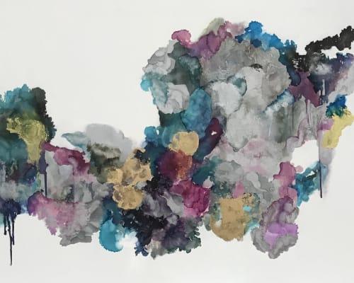 Paintings by Barbara Rubenstein - Rolling Waters