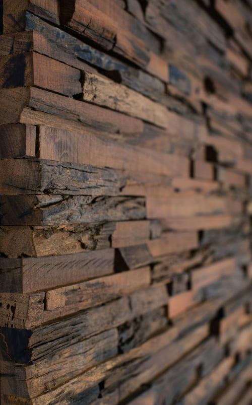Wall Treatments by Wonderwall Studios seen at LinkedIn Sunnyvale, Sunnyvale - Jagger