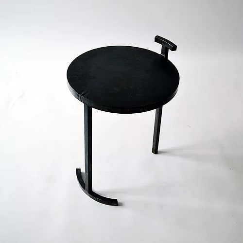 Tables by J.M. SZYMANSKI seen at Private Residence, New York - Side Table
