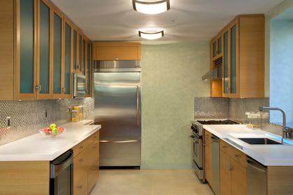 Interior Design by David Kaplan Interior Design, LLC seen at Bridge Tower Place, New York - Bridge Tower Place, Manhattan