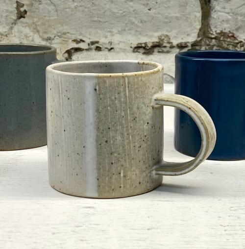 Cups by Len Carella seen at M.Georgina, Los Angeles - M. Georgina Mug
